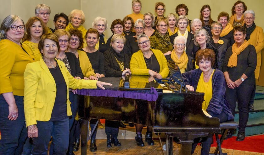 70-jarig jubileum voor HDK Vocaal.