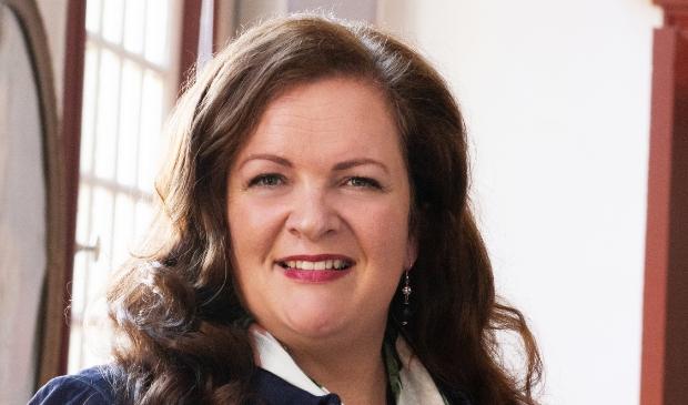 Wethouder van financiën Esther Heutink wil de horeca zoveel mogelijk helpen.