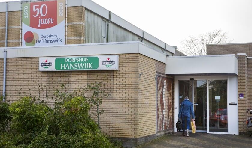 Dorpshuis De Hanswijk staat dit jaar in het teken van vijftig jaar bestaan.