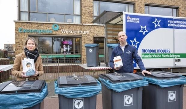 nzamelingsactie mondkapjes in regio Haaglanden: #Allemondkapjesverzamelen!