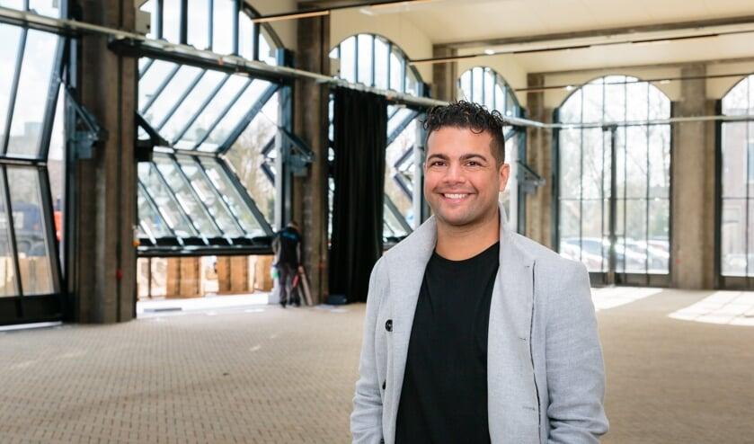 Sander Mook: 'De Markthal is een plek voor Purmerenders en voor zakelijke events.'
