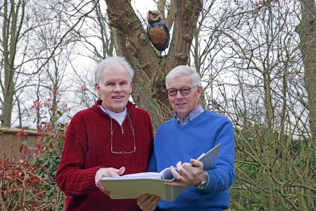 Ben Bovenkerk en Dick Zuiderbaan zijn voortrekkers van een groep inwoners van Langedijk die graag een gezamenlijke woonplek met gelijkgestemden willen creëren.