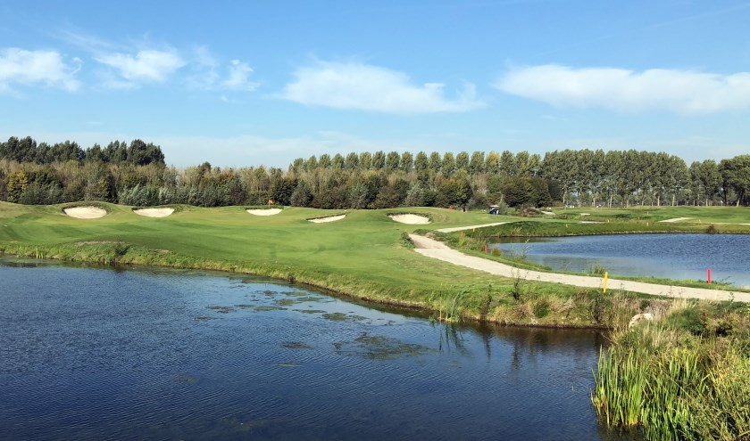 De Kroonprins is een prachtige golfcourse, en dat mag iedereen ervaren op 18 april.