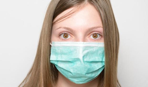 Aan medische mondkapjes is een grote behoefte.