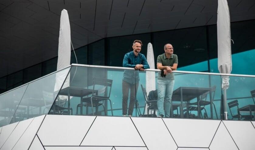 Ruud Schoen en Martin Boomkens, de stuwende krachten achter de Corona Crisis Denktank.