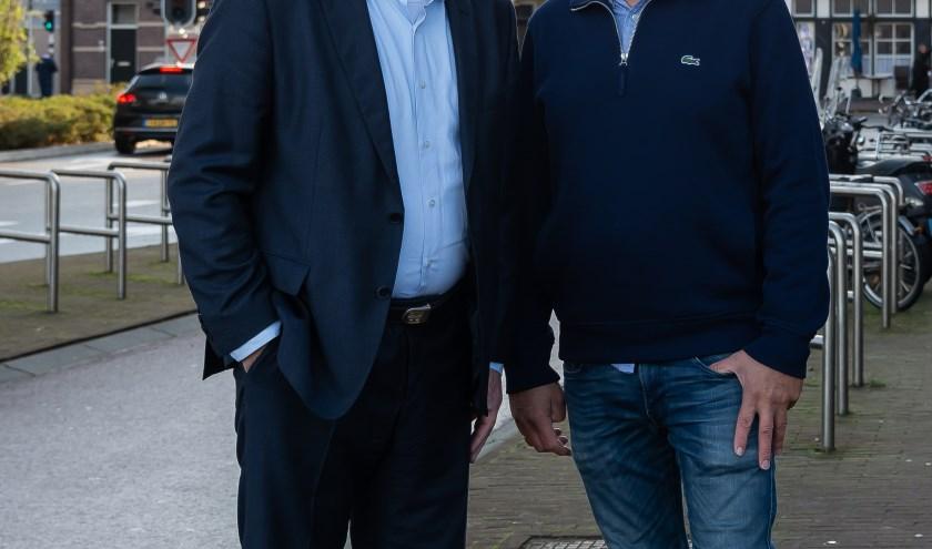 Wouter van Waardt en Richard Gort blijven streven naar een BIZ Purmerend Centrum