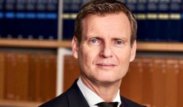 De Alkmaarse advocaat Evert Hoekstra.