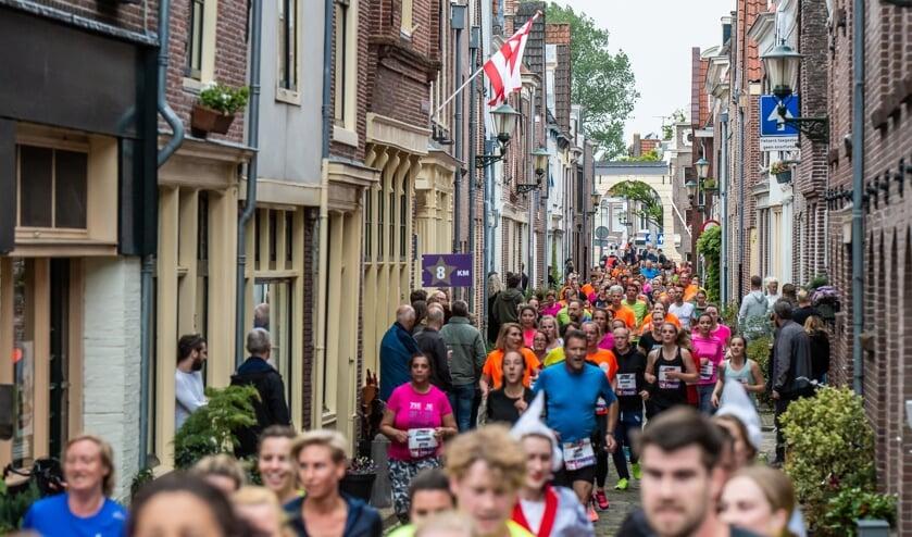 Evenementen tot 1 juli, zoals de Alkmaar City Run, is door Le Champion afgelast.