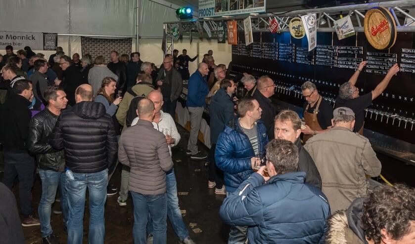 De grote hoeveelheid mensen dicht bij elkaar maakt veel mensen ongerust. Om die reden hebben de eigenaren van het biercafé het evenement afgelast. Voorlopig, want er komt een nieuwe editie.