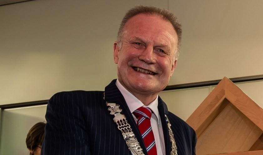Burgemeester Heldoorn.
