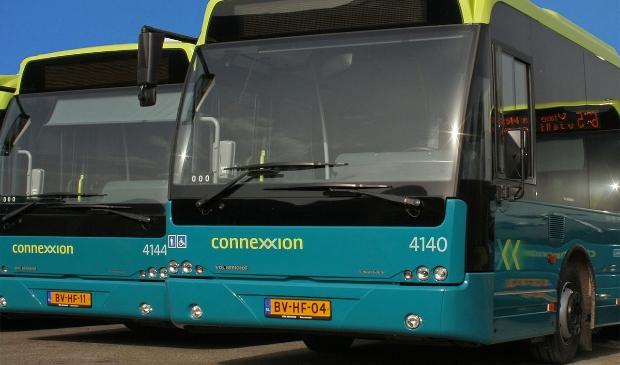<p>Vanaf januari rijden de bussen van Connexxion volgens een nieuwe dienstregeling.</p>