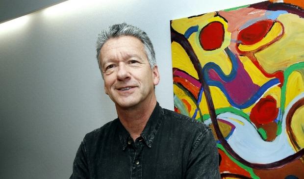 Directeur van het BovenIJ Ziekenhuis, Edwin van der Meer.