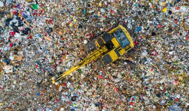 Oproep: stel de afvoer van afval zoveel mogelijk uit