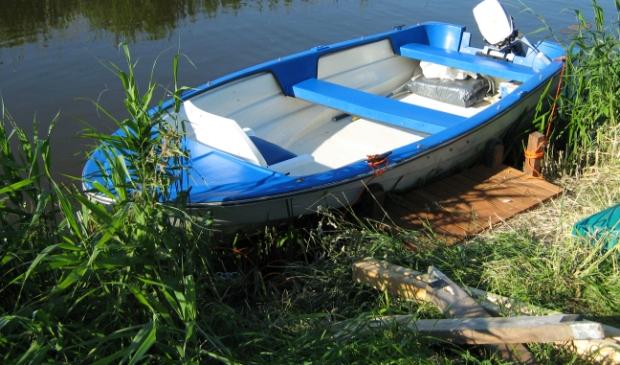 Wat is er nou mooier dan lekker met je bootje het water op?