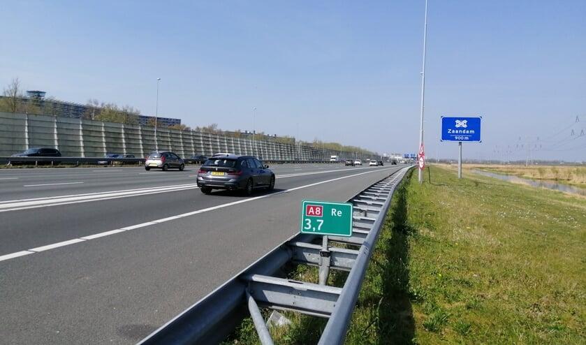 De belangrijke verkeersader is in de zomer niet toegankelijk.