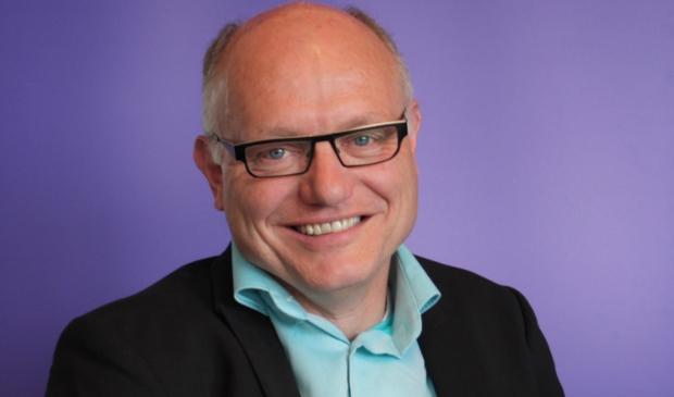 Guido van de Logt, nieuwe bestuurder van Heliomare.