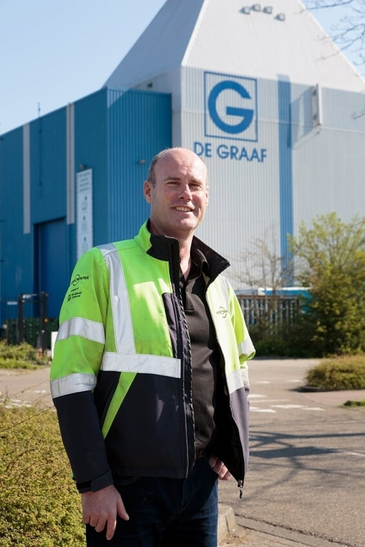 Peter de Graaf (Foto: Els Broers) © rodi