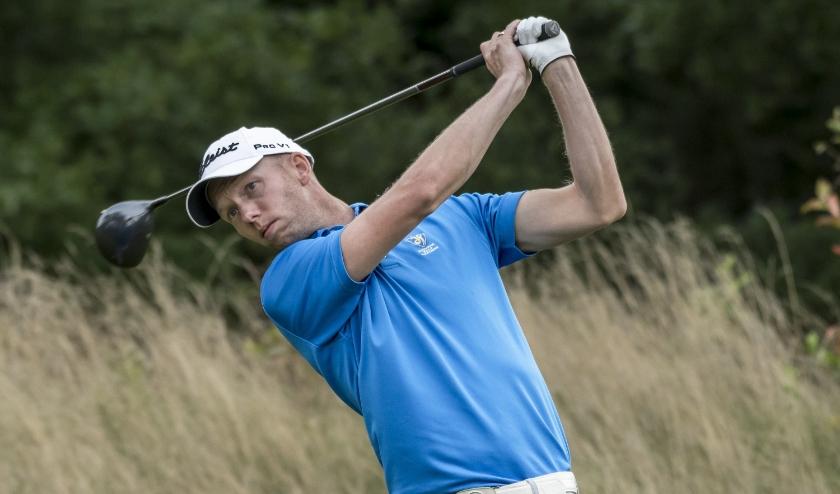 Sander van Duijn: ,,De competitie is bij Houtrak echt een pronkstuk van de club.''
