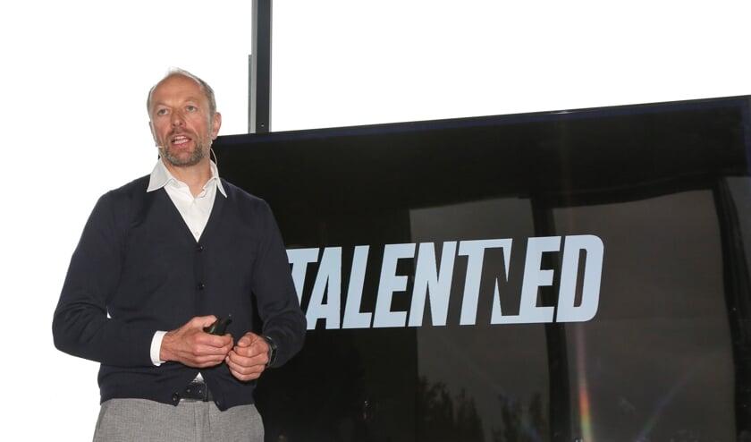 """Gerard Kemkers, directeur van TalentNED: """"Wij willen jonge talentvolle Nederlandse sporters de kans bieden om goed voorbereid naar het hoogste prestatieniveau te groeien""""."""