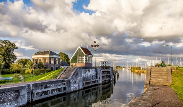 Hoogheemraadschap opent sluizen en bruggen vanaf 13 mei (foto: Harry Schuitenmaker).