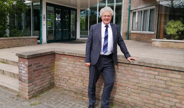 Jan Houtenbos vervangt wethouder Dick Butter.