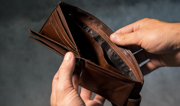 <p>Een lege portemonnee... hoe voorkom je dat?</p>