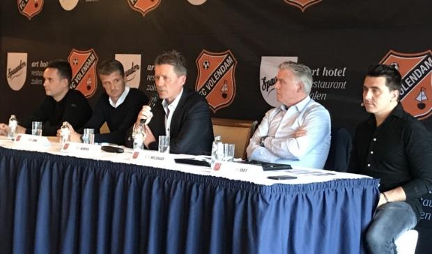 FC Volendam hoeft zich vooralsnog geen zorgen te maken als gevolg van de uitbraak van het coronavirus.