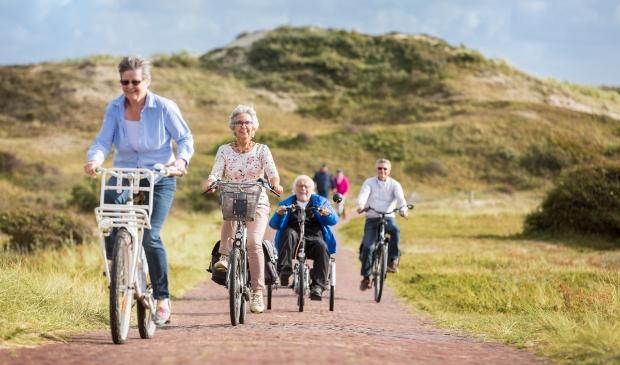 Als je weet hoe je veilig fietst, kun je het tot in lengte van dagen blijven doen. (Foto: doortrappen.nl)
