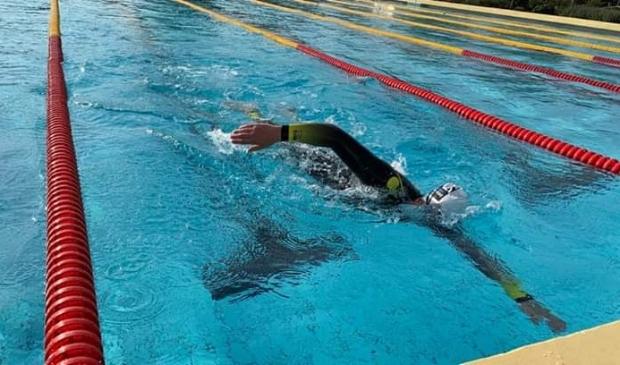 Vanaf maanden alleen zwemmen op afspraak en in specifieke banen.