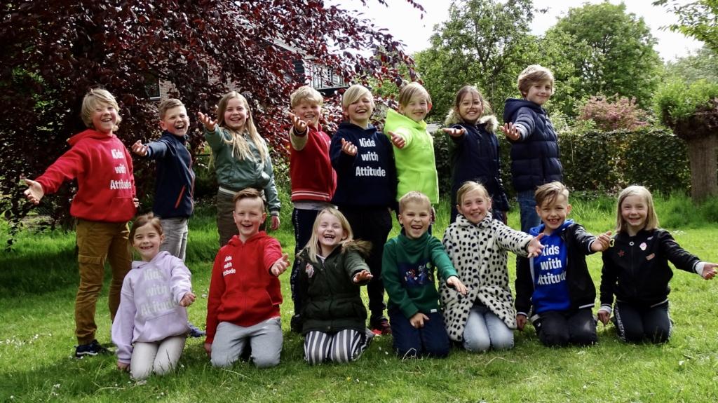 Een geweldig weerzien met de Kids! (Foto: Mathijs Kuiper) © rodi