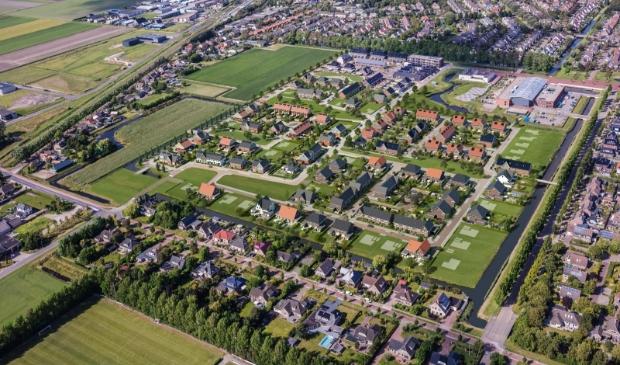<p>Nieuwbouwproject Elshof Zuid in Anna Paulowna </p>