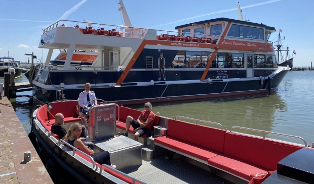 Marken Express start 1 juni met  haar label met E-Boats Volendam.
