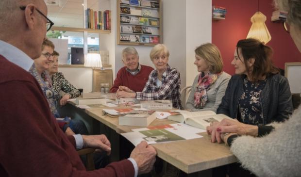 Leesgroep in Beverwijk en Heemskerk.