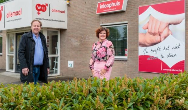 """Niels Bruinsma en Wendy Kok: """"Fijne samenwerking"""""""