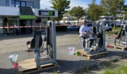 Lekker buitensporten bij Sanafit in Heerhugowaard!