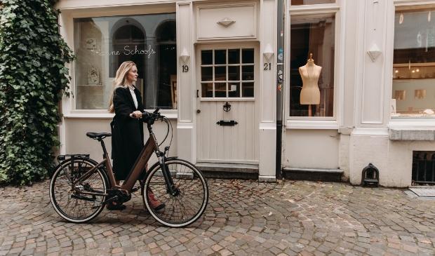 Qwic E-bikes te koop bij Adrie Jonk.