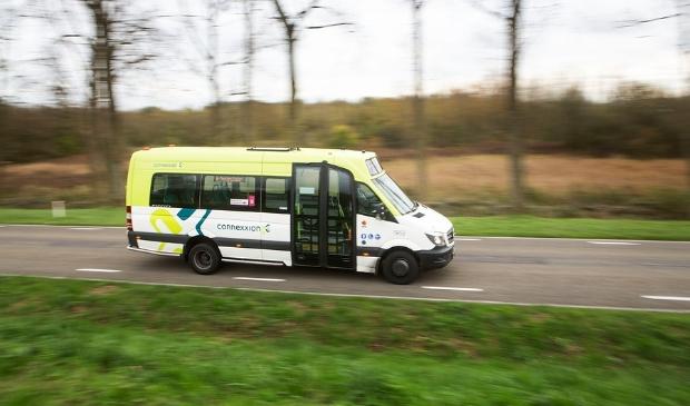 De buurtbus (Foto: Connexxion)