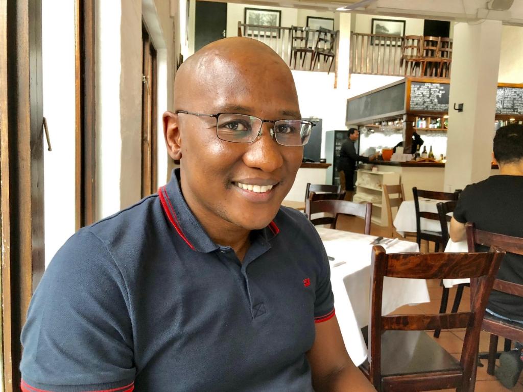 Dumani Mandela (Foto: aangeleverd) © rodi