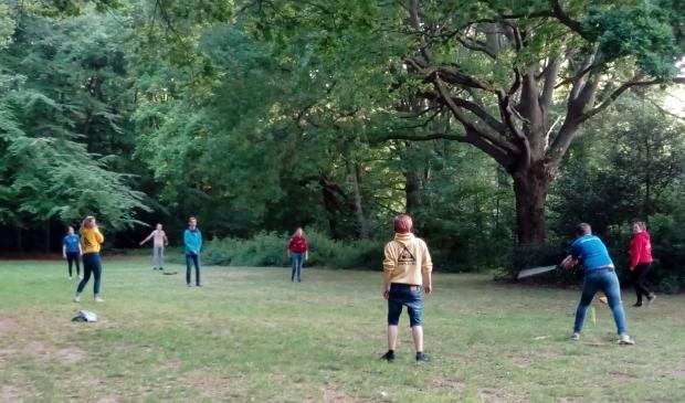 Het is weer mogelijk om het spel scouting fysiek te kunnen gaan spelen bij Graaf Floris V in Heemskerk.