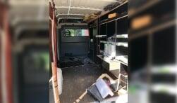 Inbraak en diefstal bedrijfswagen stijgt explosief