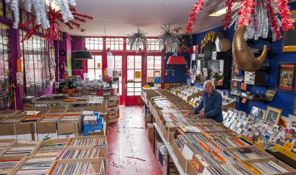 In de winkel word je deelgenoot van de geschiedenis. (Foto: Mary Brommer) © rodi