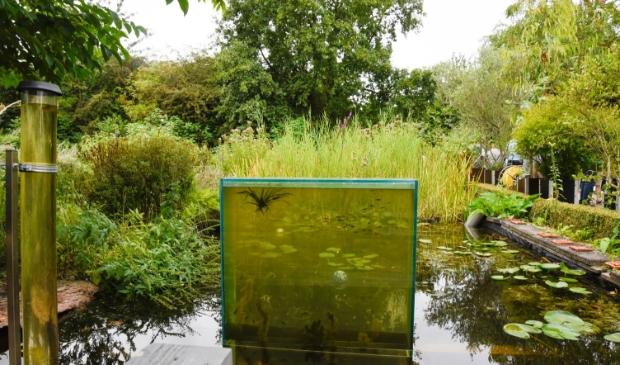 Duurzaamheid en milieubewust werken staan centraal in de tuinen.