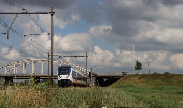 <p>Er rijden deze week geen treinen wegens werkzaamheden van ProRail.</p>