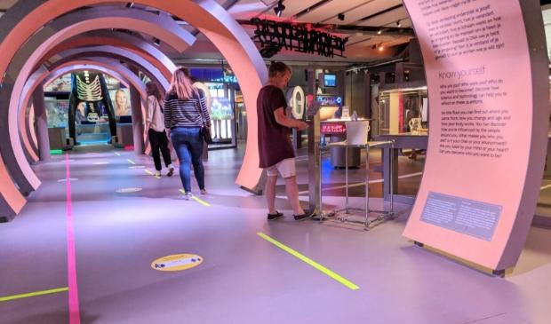NEMO Science Museum is klaar voor de heropening op 1 juni.
