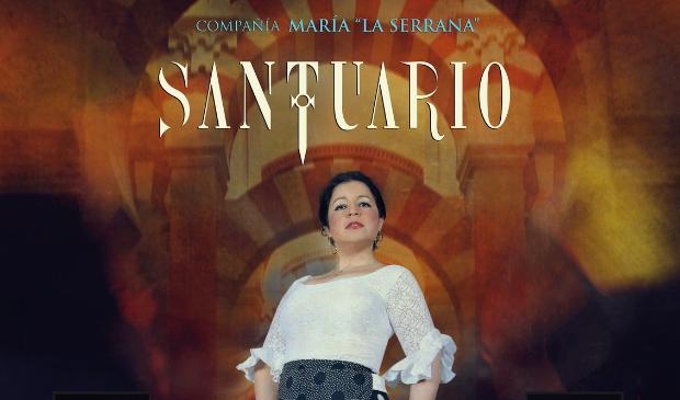Flamencodanseres La Serrana in Cultuurkoepel.