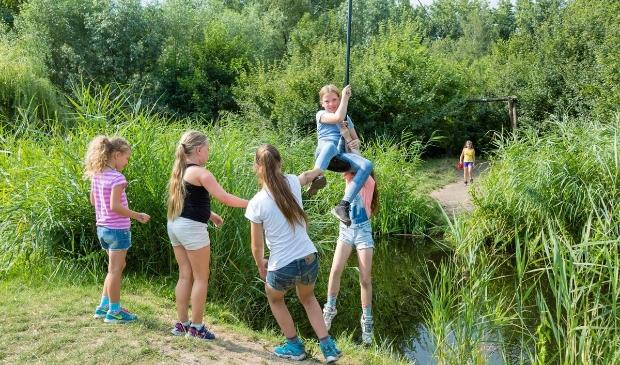 Het Kinderparadijs is weer open maar er zijn wel wat spelregels.