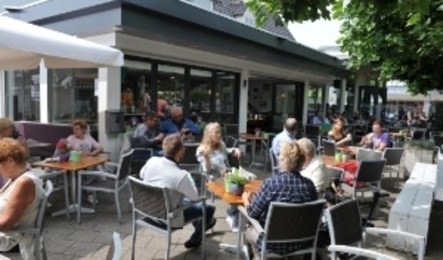Het centrum van Heemskerk.