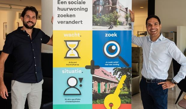 Thijs Kroese en Stefan van Schaik.