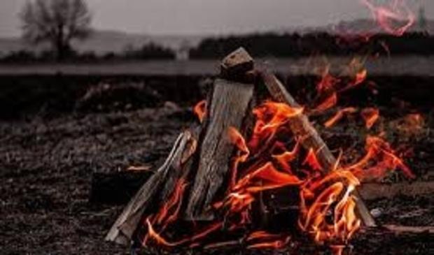 Lekker weer zorgt voor meer barbecues en vuur.