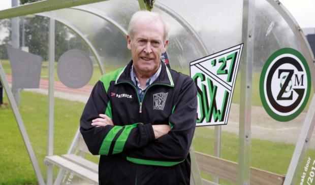 Gerard van Diepen: ruim een halve eeuw trouw vrijwilliger bij SVW '27.